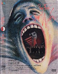 Cover Pink Floyd - The Wall [DVD]